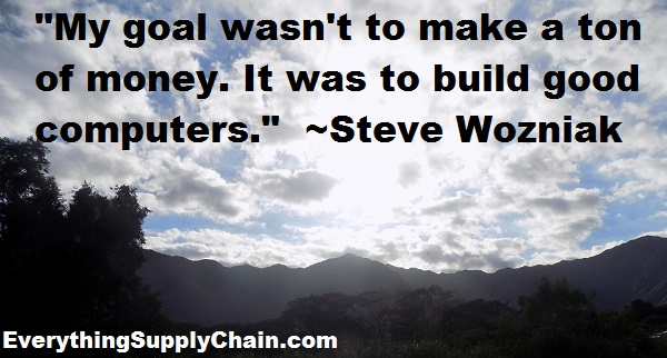 Apple Co-Founder Steve Wozniak Quotes