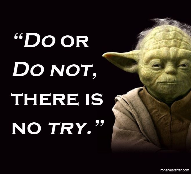 Star Wars Quotes Many Of Them Are Yoda New Quotes Yoda