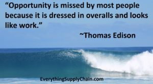 Edison Supply Chain Quote
