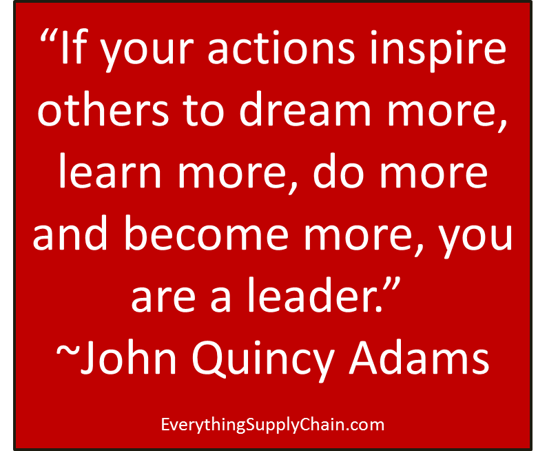 Various Leadership Quotes Wayne Gretzky John Quincy Adams