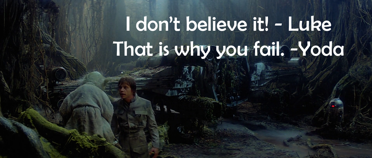 Star Wars Quotes Many Of Them Are Yoda
