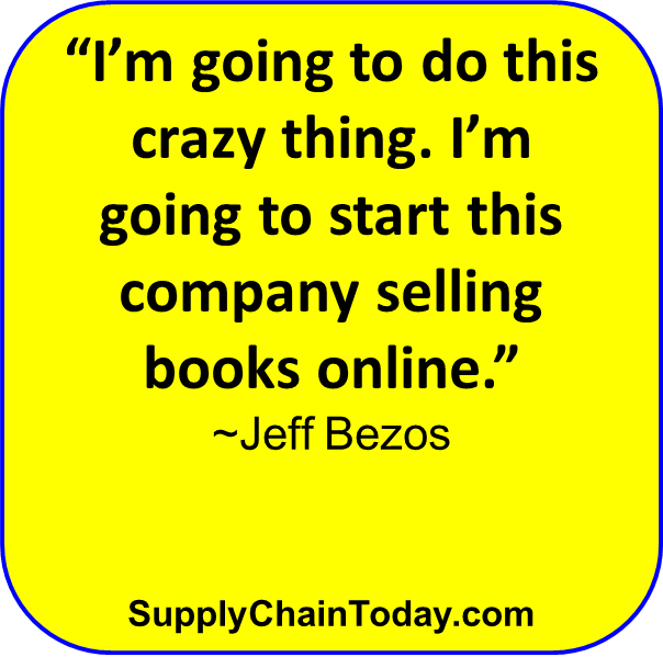 Jeff Bezo Inside Amazon and its supply chain