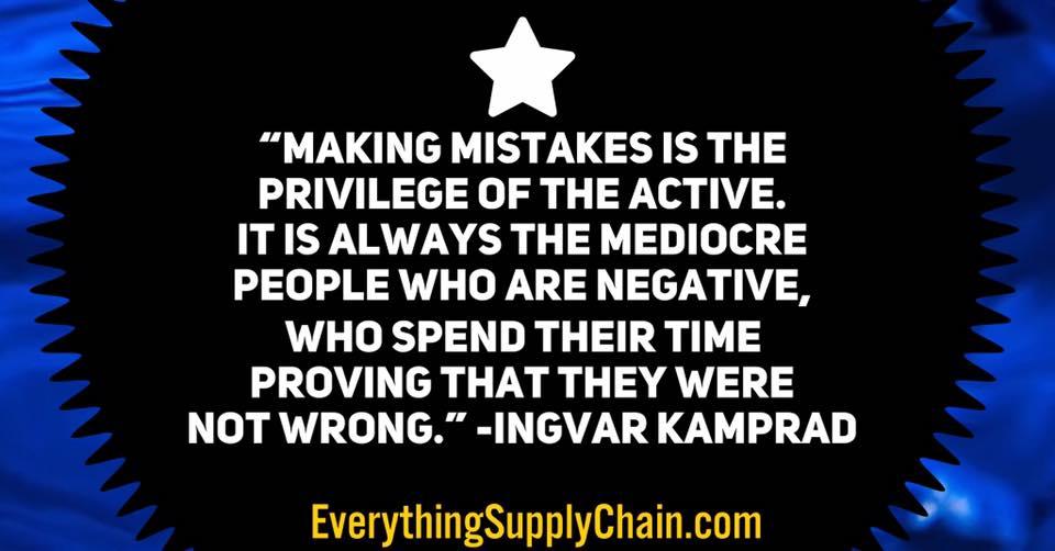 IKEA Supply Chain Quote