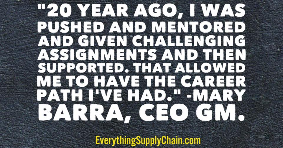 Mary Barra GM CEO QUotes