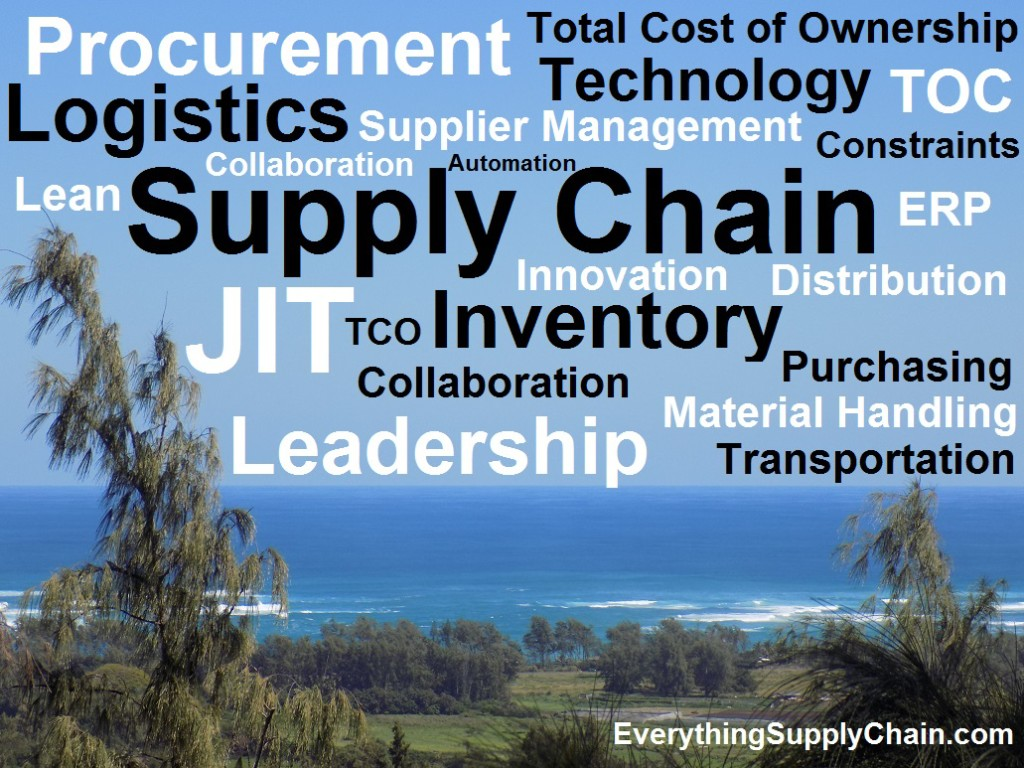 Supply Chain News From Top Resources Through The Internet