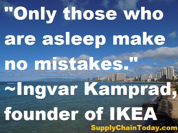 IKEA supply chain