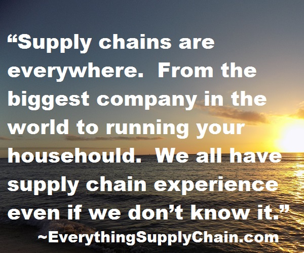 free supply chain training