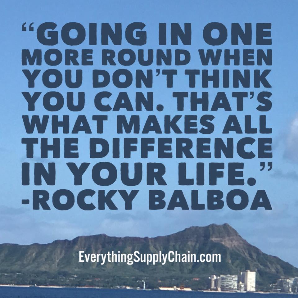 Need Motivation Rocky Ii Rocky S Run 1979