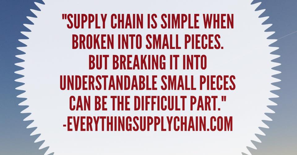 supply chain blogs