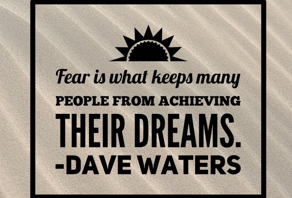 fear dreams quote