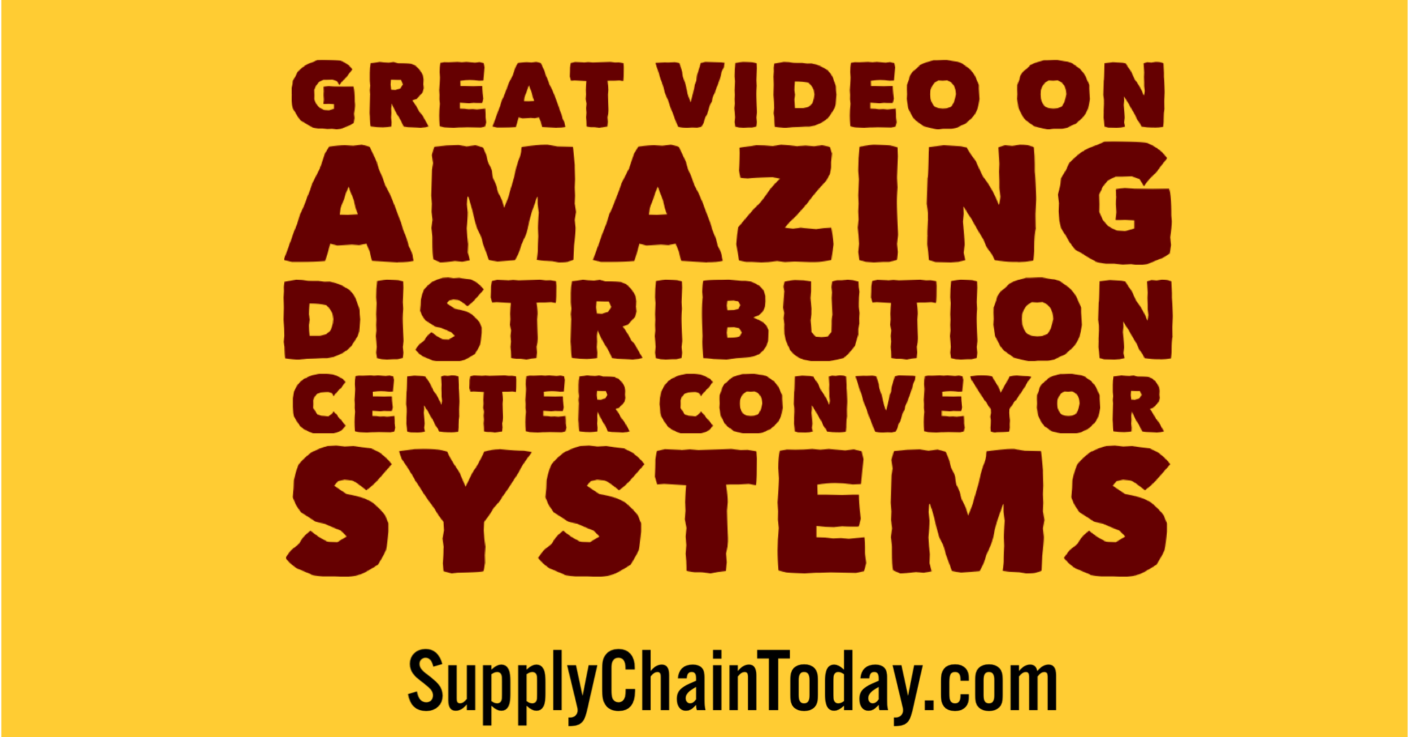 Supply Chain Archives -