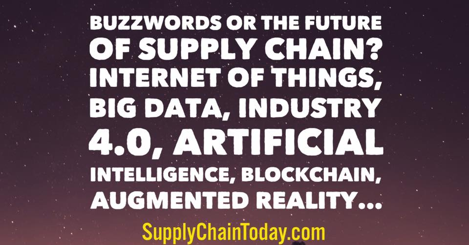supply chain industry 4.0