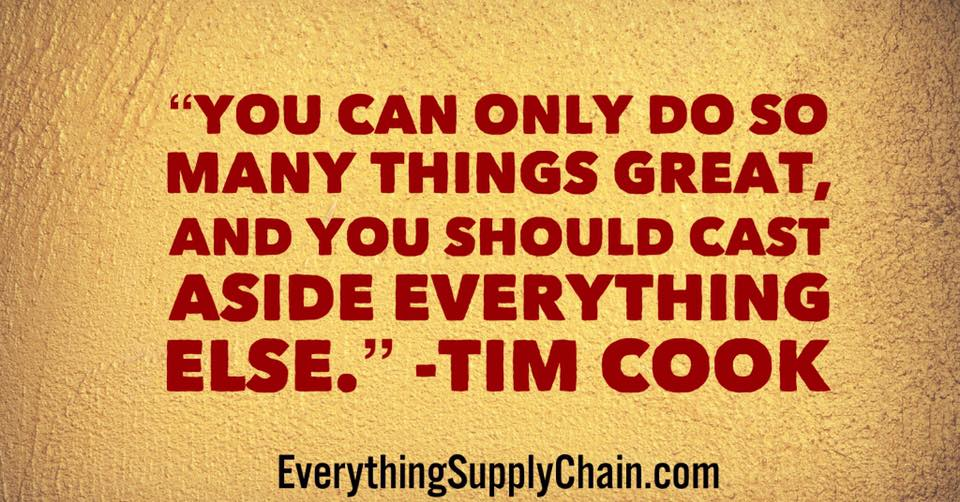 Tim Cook Apple CEO quotes