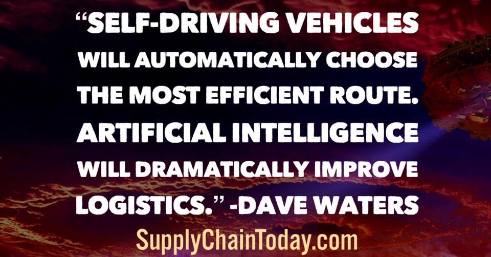 logistics autonomous