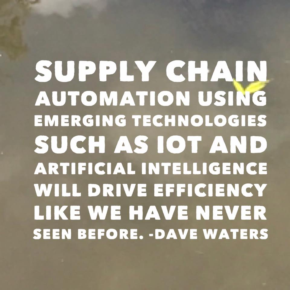 artificial intelligence supply chain automation