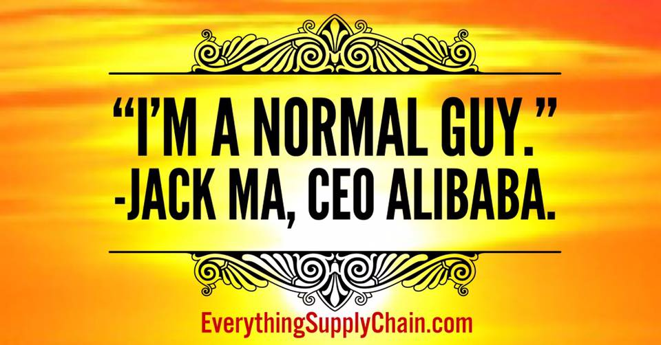 Meet the Leader Jack Ma, CEO Alibaba  -