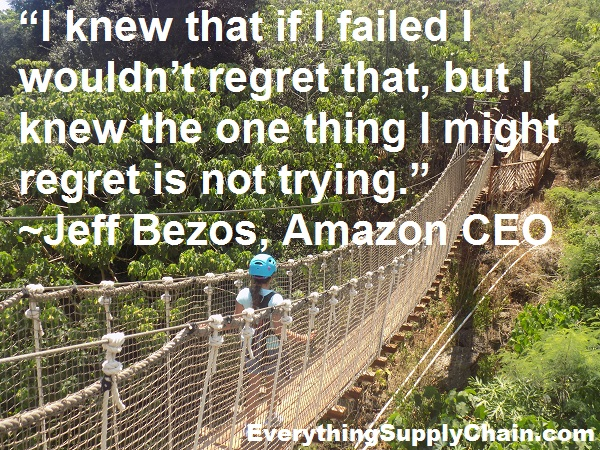 Jeff Bezos Amazon Supply Chain
