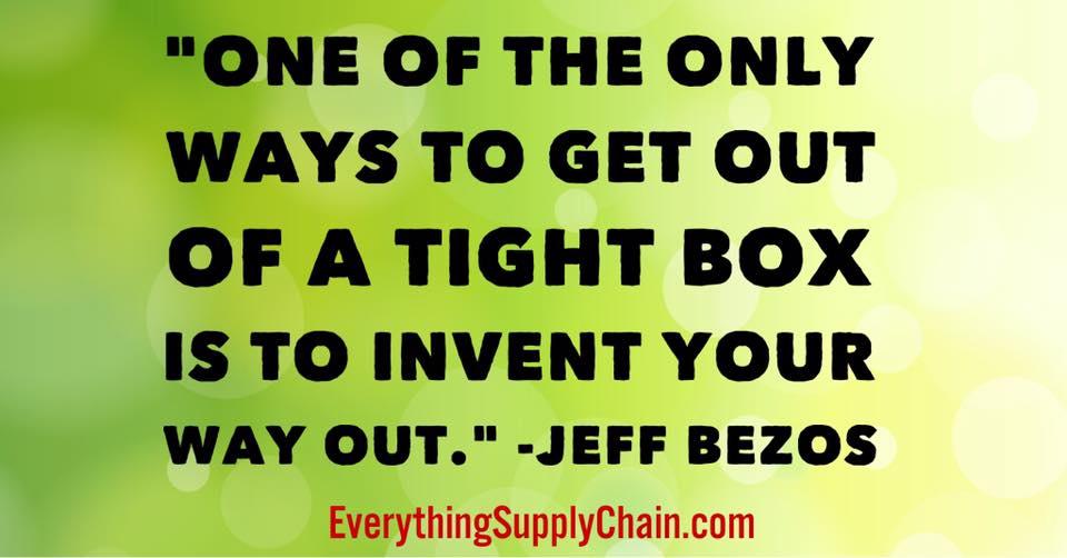 Jeff Bezos Amazon Supply Chain