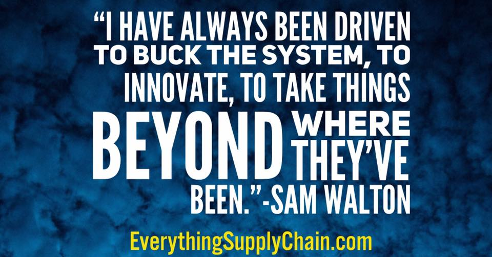 Walmart Amazon Supply Chain Alibaba