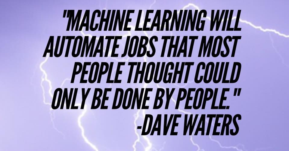 machine learning artificial intelligence quotes