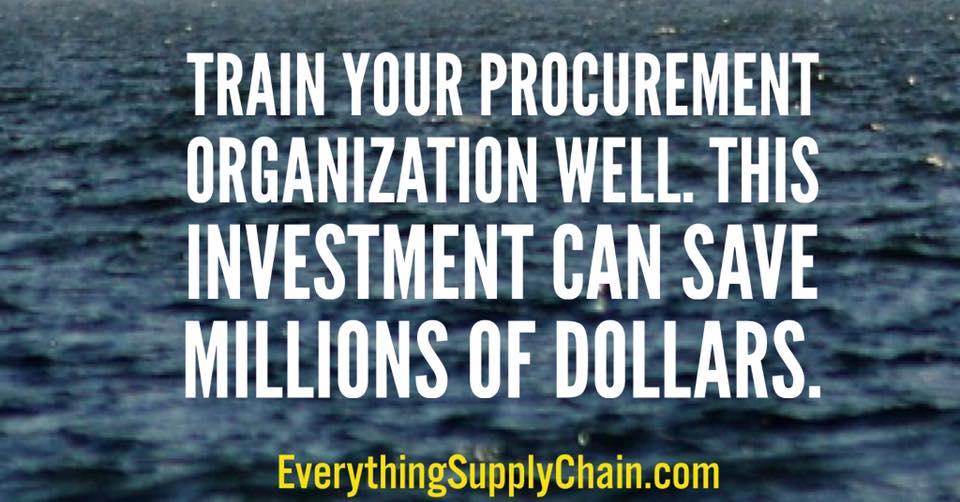 procurement supply chain