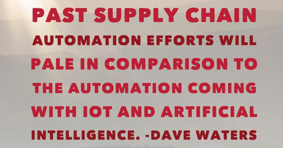 supply chain automation