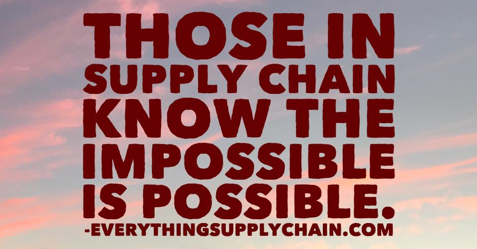supply chain impossible