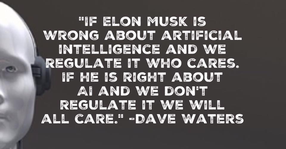 Elon Musk Artificial intelligence