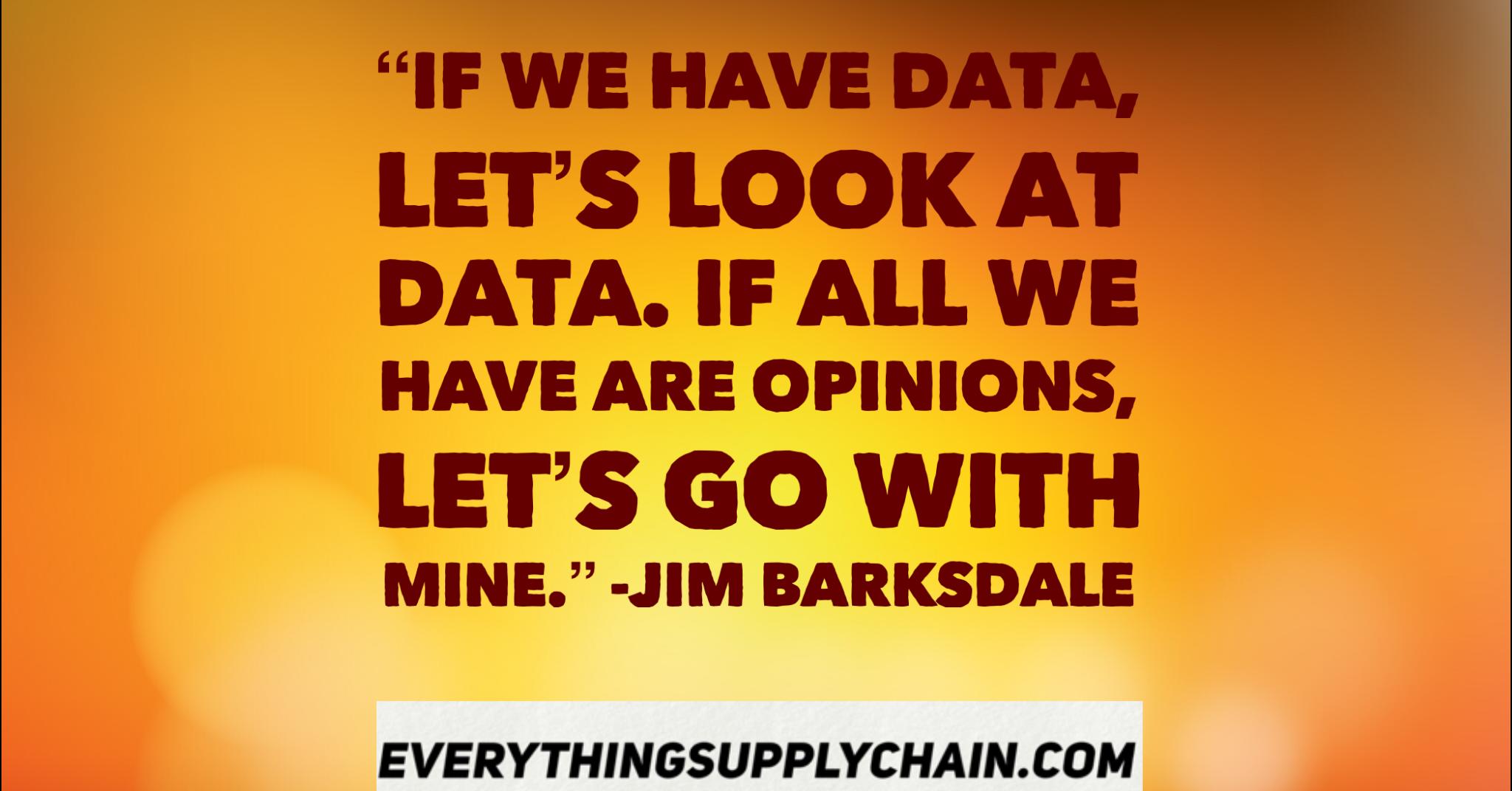 Analytics and Big Data Quotes