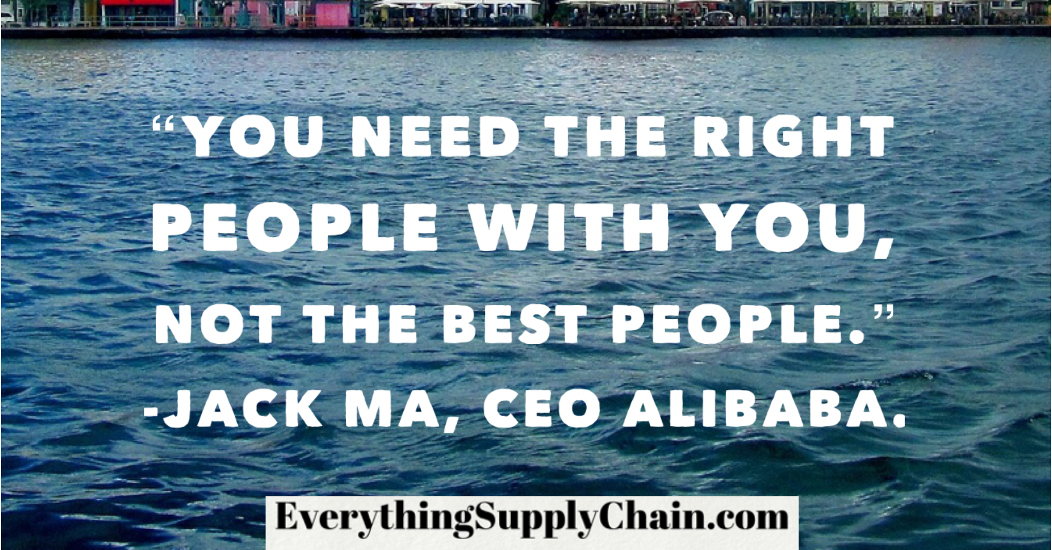 Alibaba Supply Chain Warehouse